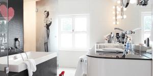 Marilyn Monroe Badezimmer