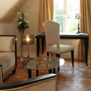 Coco Chanel Wohnzimmer