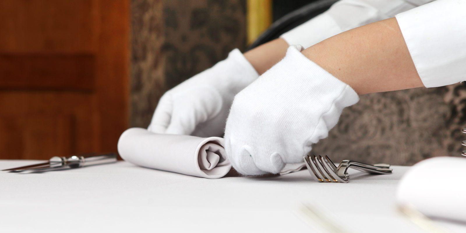 Ausbildung zum Hotelfachmann