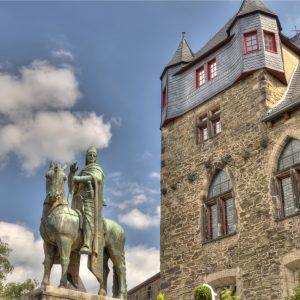 Schloss Burg in Solingen