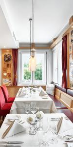 Restaurantbereich Speisekammer