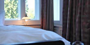 E.A. Poe Schlafzimmer