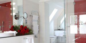 Hochzeitssuite Badezimmer