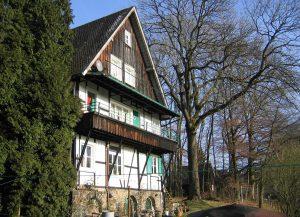 Der alte Spatzenhof